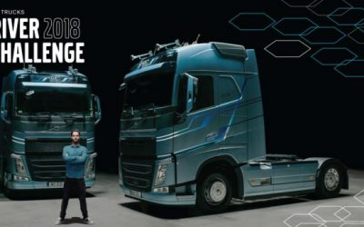 Volvo Trucks Driver Challenge 2018